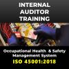 Internal Auditor Training ISO 45001:2018