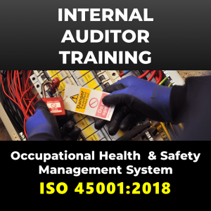 Internal Auditor Training ISO 45001:2018