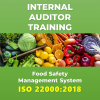 FSMS Internal Auditor Training - ISO 22000:2018 Online